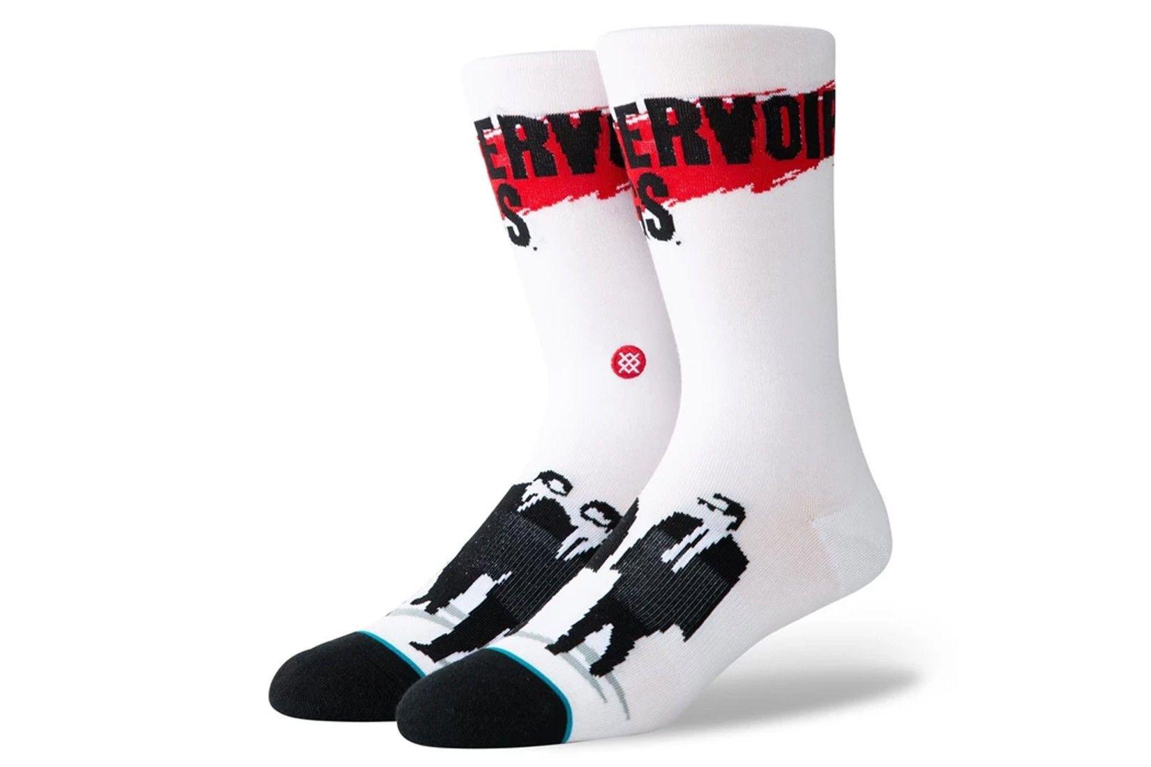 Afbeelding van Stance Reservoir Dogs M545C19Res Sokken White