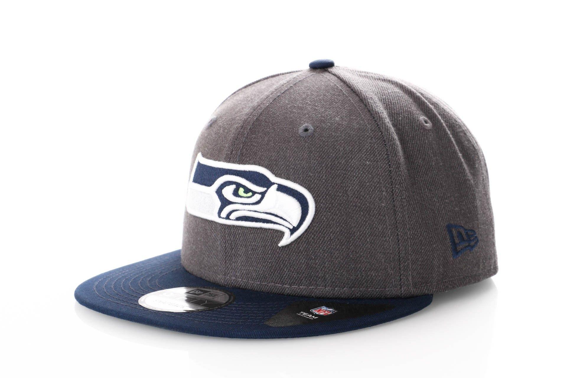 Afbeelding van New Era Snapback Cap Seattle Seahawks NFL Heather 9Fifty 11871350