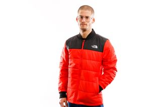 Foto van The North Face Jacket Men's Pardee Jacket Fiery Red NF0A493LFN4