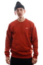 Reell Jeans Crewneck Regular Logo Crewneck Orange 1304-022