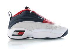 Afbeelding van Tommy Hilfiger Sneakers The Skew Heritage Rwb EM0EM00375