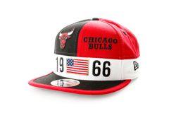 Afbeelding van New Era Snapback Cap Chicago Bulls Colour Block League 9Fifty 12040581