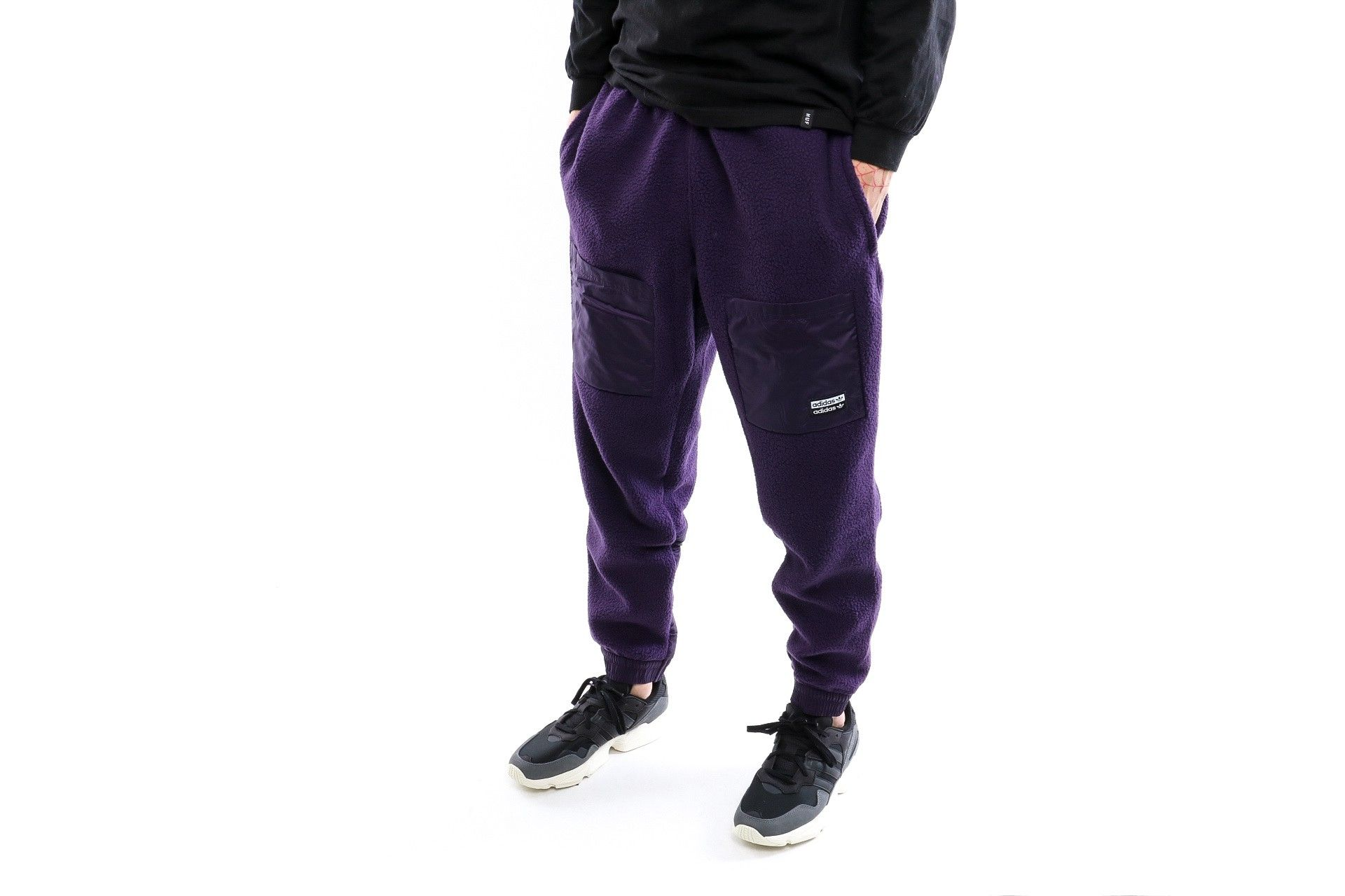 Afbeelding van Adidas Trainingsbroek Vocal N Tp Legend Purple ED7189
