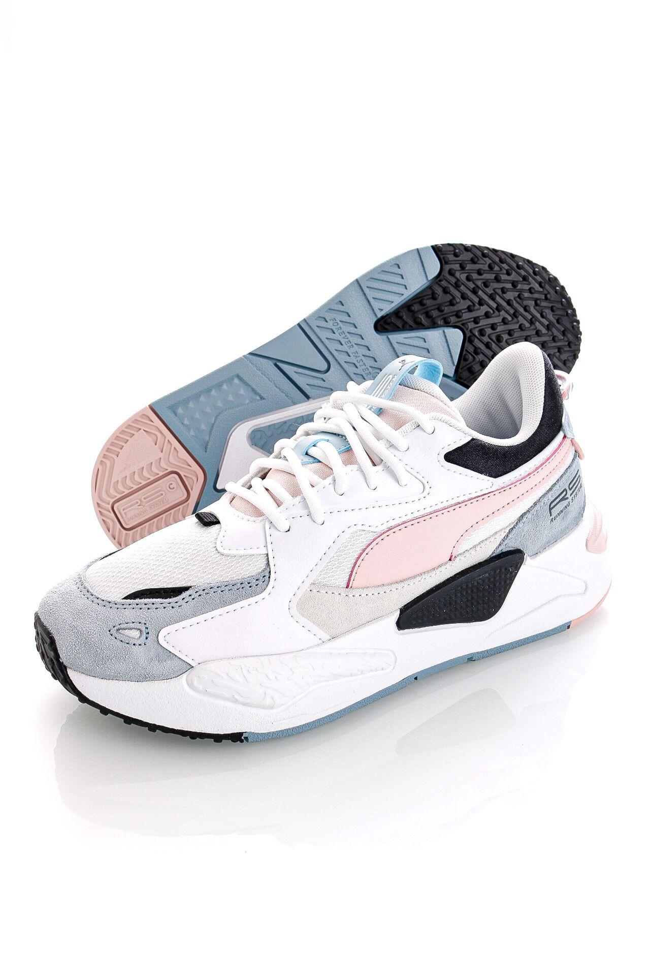 Afbeelding van Puma Sneakers RS-Z Reinvent Wns Puma White-Lotus-Blue Fog 38321902