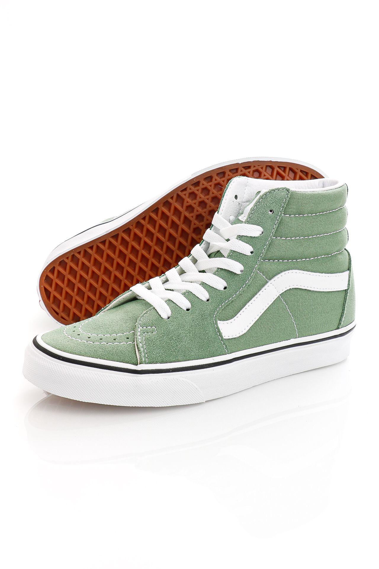 Afbeelding van Vans Sneakers UA SK8-Hi Shale Green/True white VN0A32QG4G61