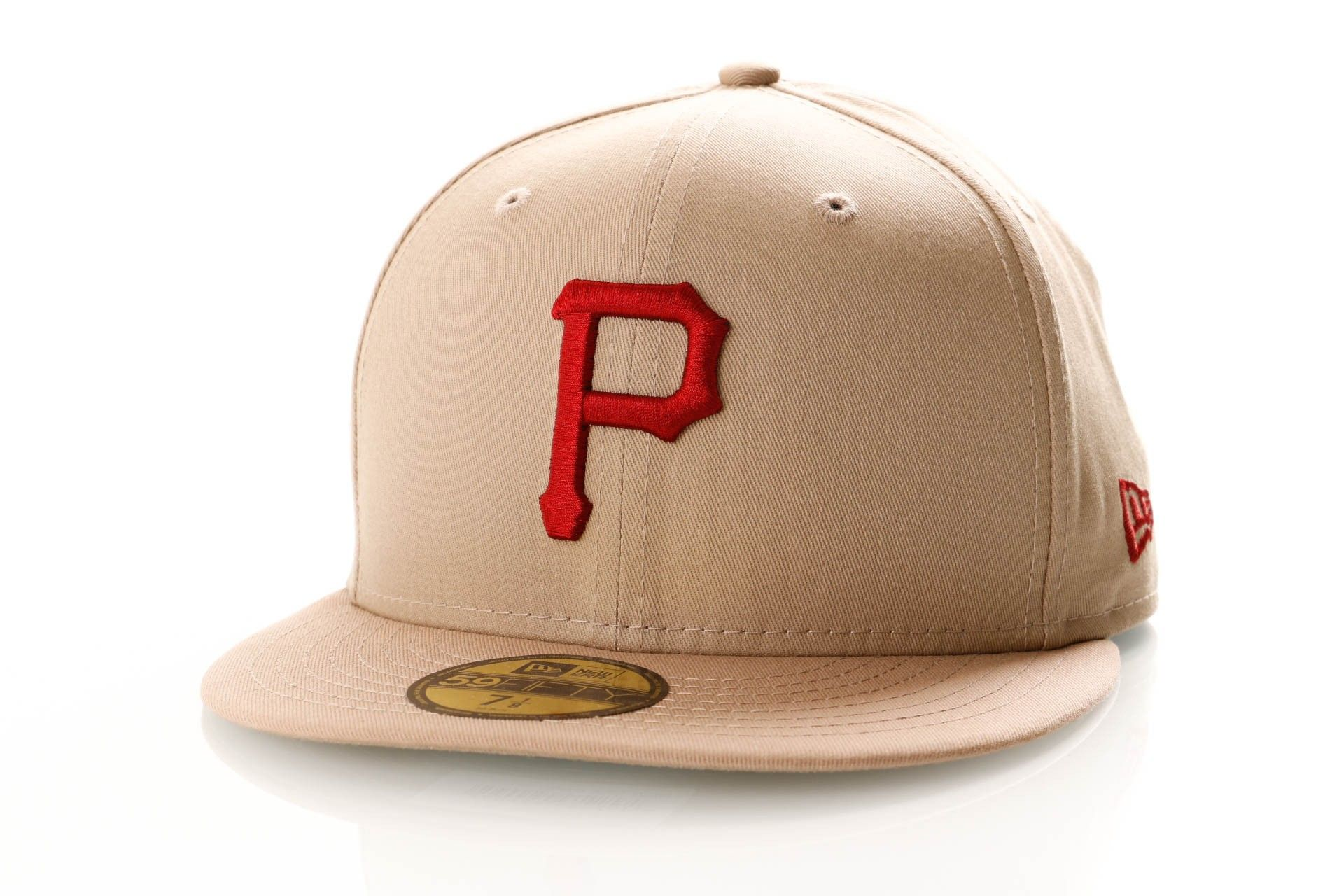 Afbeelding van New Era Fitted Cap Pittsburgh Pirates League Essential 59Fifty 11871511