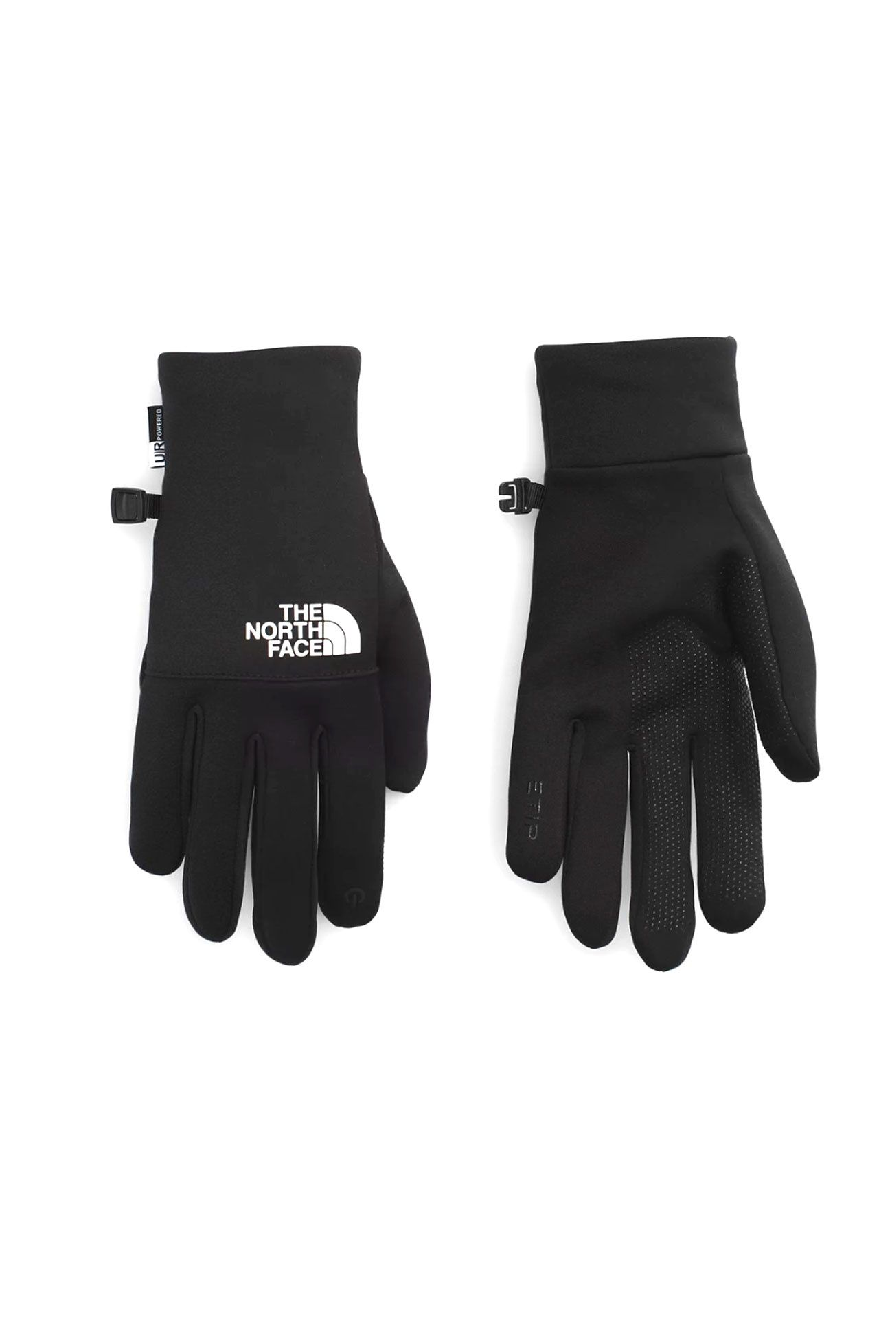 Afbeelding van The North Face Handschoenen Etip Recycled Glove TNF Black / TNf White NF0A4SHAKY41