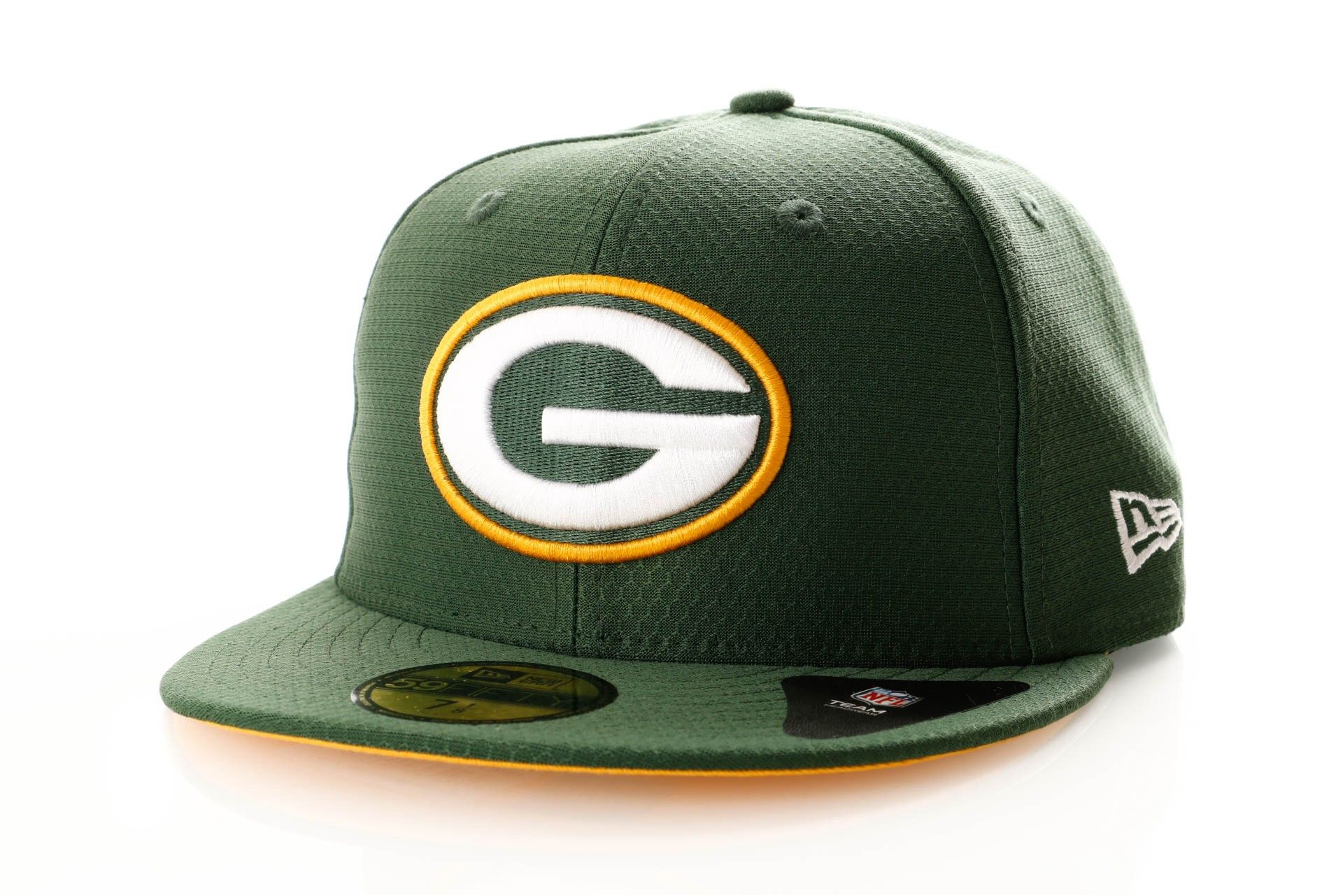 Afbeelding van New Era Fitted Cap Green Bay Packers Hex Era 11945704