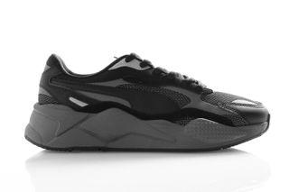 Foto van Puma Sneakers Rs-X³ Puzzle Puma Black-Castlerock 371570 02