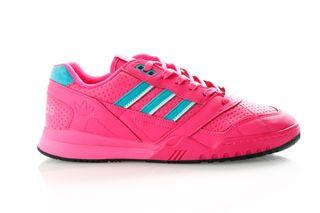 Foto van Adidas A.R. Trainer Ee5400 Sneakers Shock Pink/Hi-Res Aqua/Ice Mint