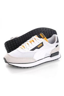 Afbeelding van Puma Sneakers Future Rider Core Puma White-Nimbus Cloud 37403812