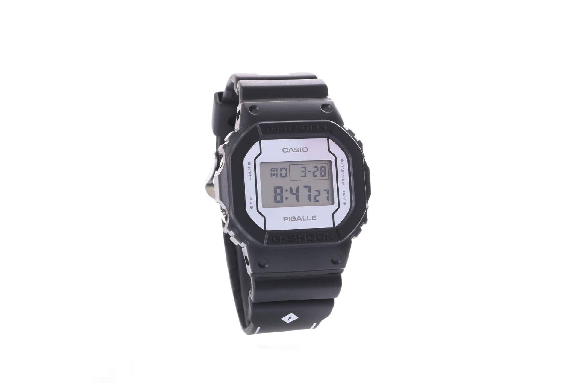 Afbeelding van Casio G-Shock Dw-5600Pgb-1Er Watch Dw-5600Pgb Zwart