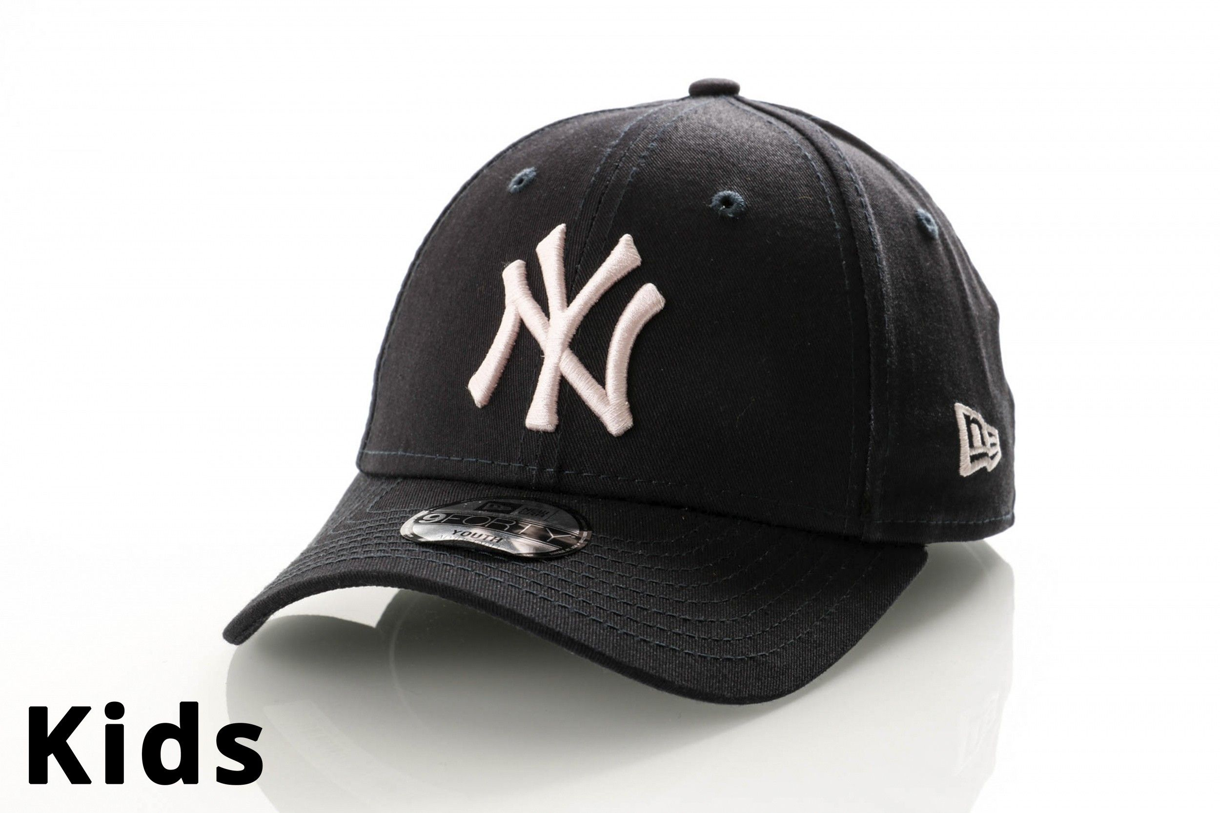 Afbeelding van New Era Dad Cap New York Yankees Kids League Essential 9Forty 12119004
