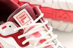 Afbeelding van Fila Vault Cmr Jogger Cb Low Wmn 1010623 Sneakers Whitecap Gray / Rhubarb