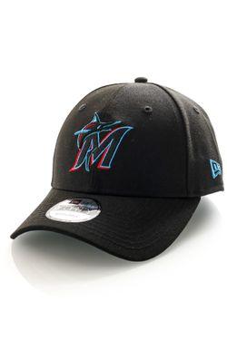 Afbeelding van New Era Dad Cap Mlb The League Mlb The League Miami Marlins Official Team Colour 11885634