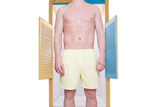 Foto van Pockies Swimshort Lloret Yellow