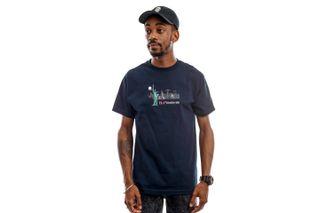 Foto van HUF T-Shirt Gift Shop S/S Tee Navy Blazer TS00999