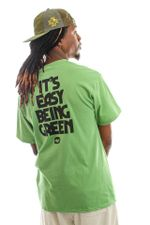 HUF T-shirt Easy Green S/S Tee Dill Green TS01605
