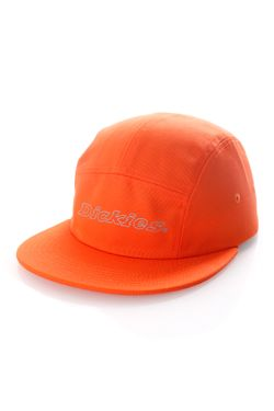 Afbeelding van Dickies 5 Panel Cap Mcrae Reflective Bright Orange DK0A4X7QBGO1