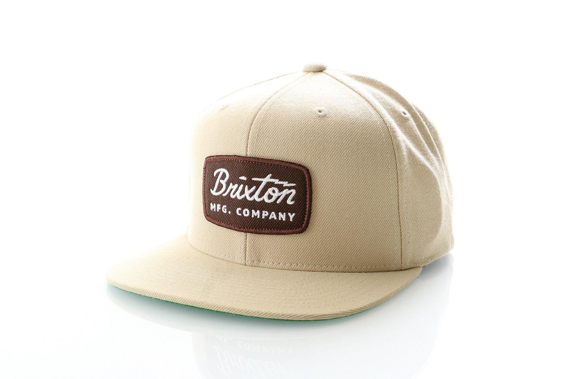 Afbeelding van Brixton Snapback Cap Jolt Snapback Wheat 491