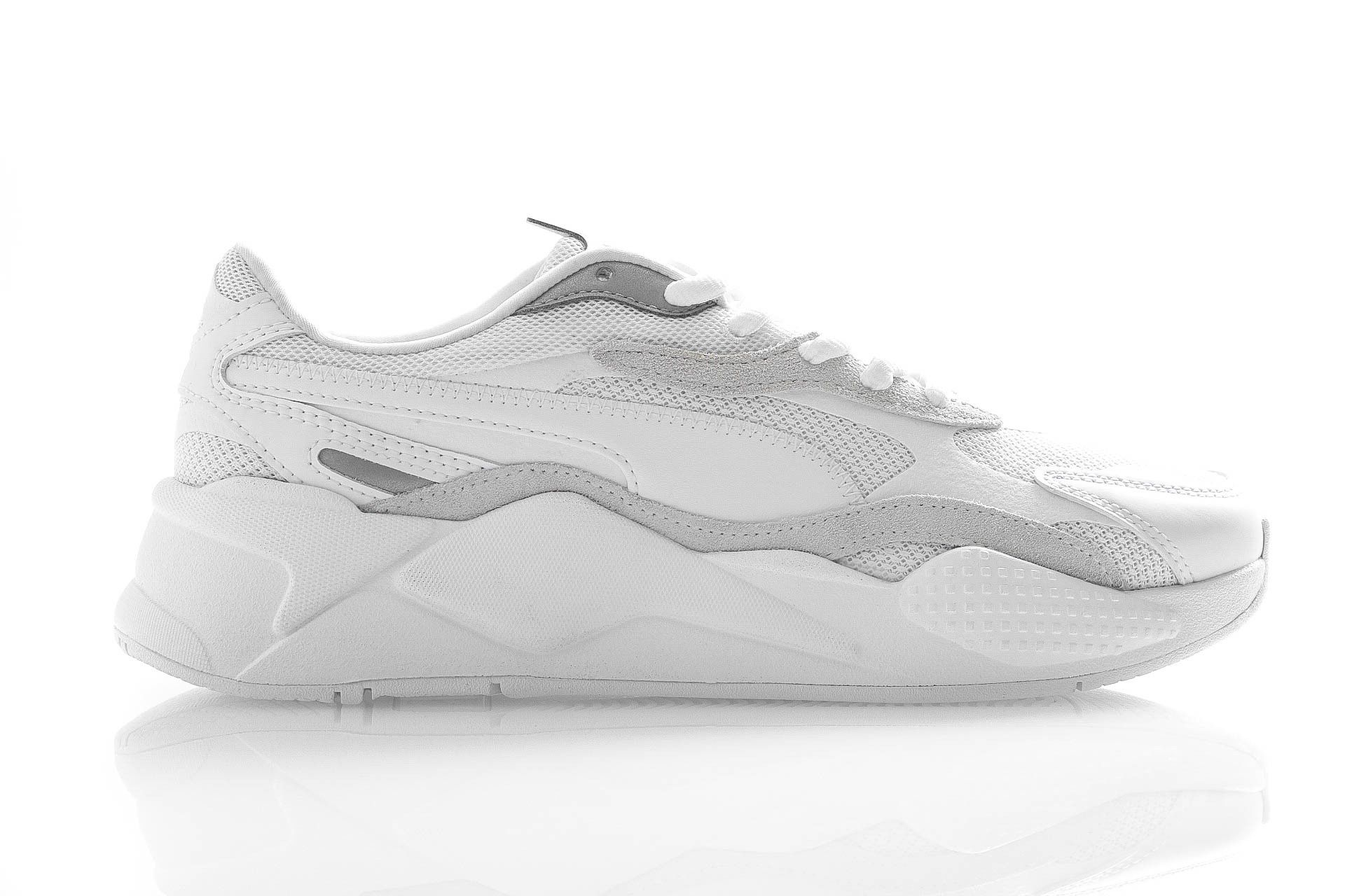 Afbeelding van Puma Sneakers Rs-X³ Puzzle Puma White-Puma Silver 371570 03