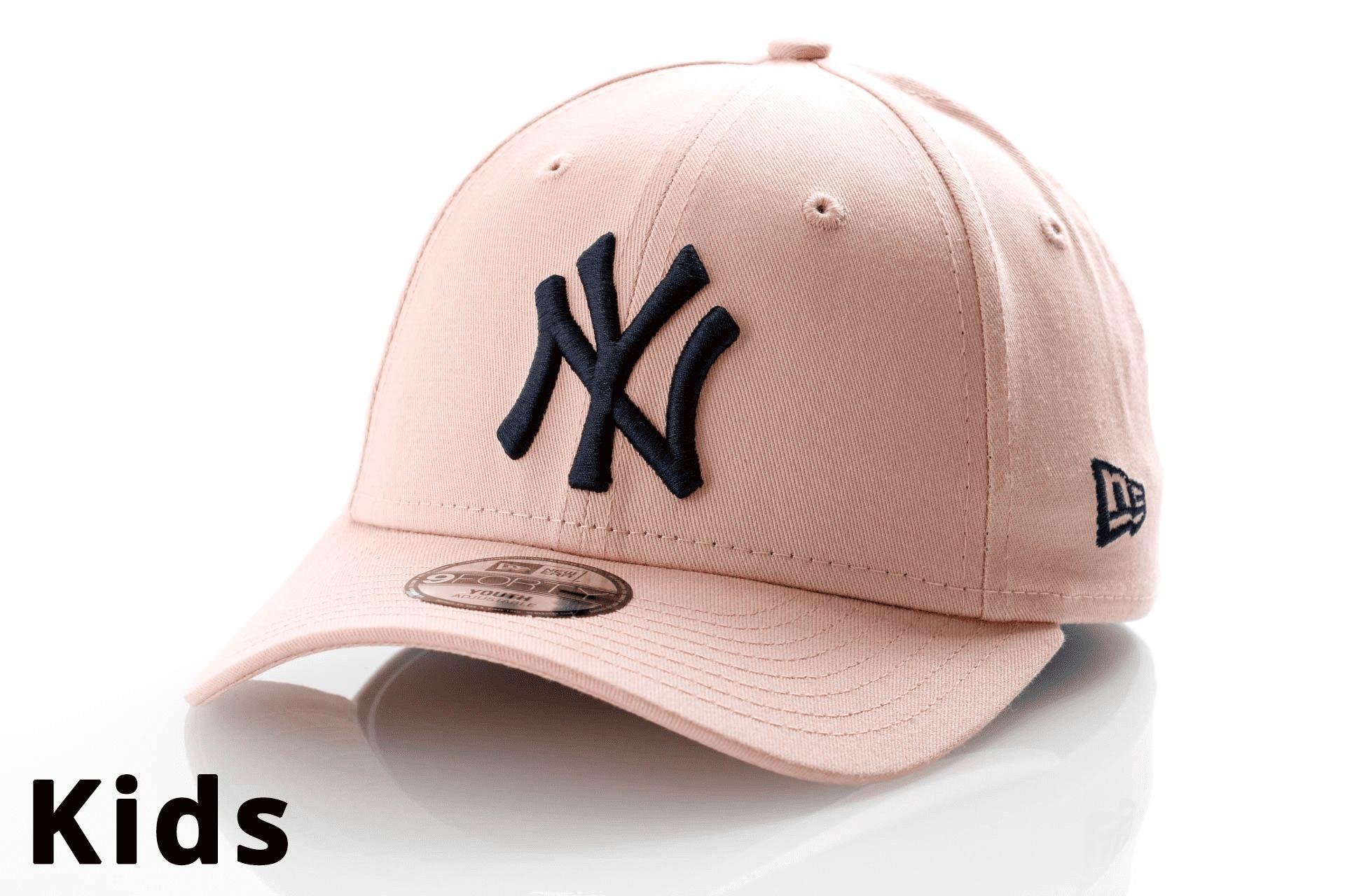 Afbeelding van New Era Dad Cap New York Yankees Kids League Essential 9Forty 12119006