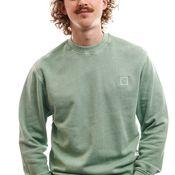 Carhartt Crewneck Sedona Sweat Frosted Green I027814