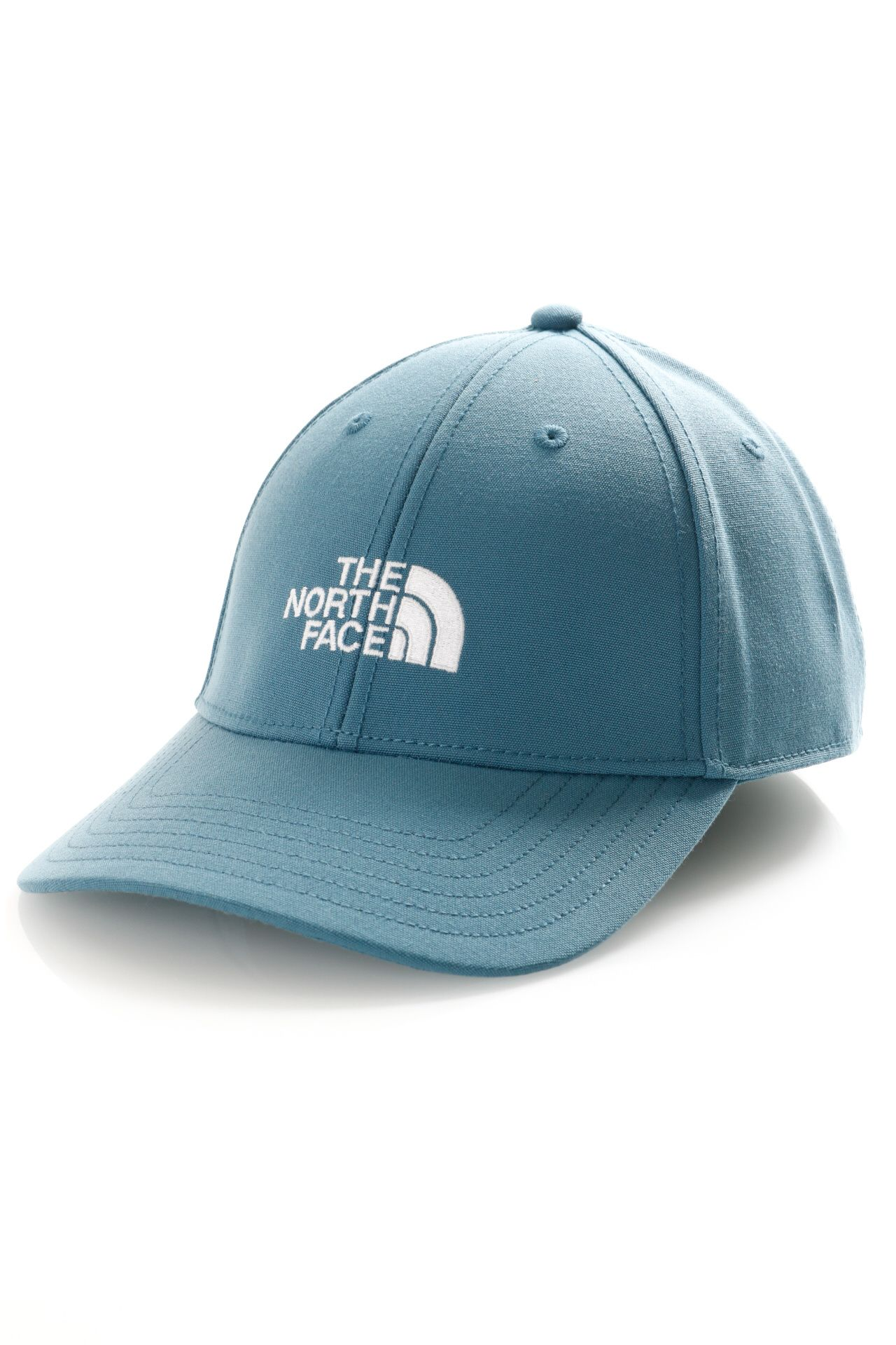 Afbeelding van The North Face Dad Cap Recycled 66 Classic Hat Mallard Blue NF0A4VSVQ311
