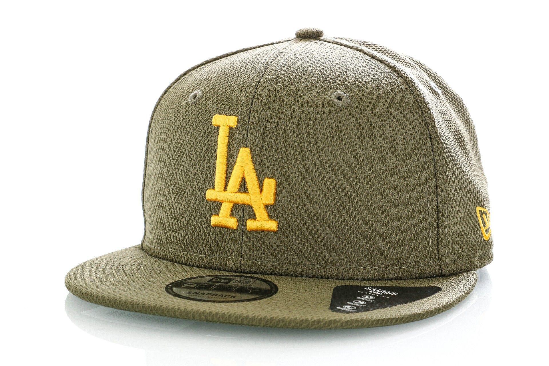 Afbeelding van New Era Snapback Cap Los Angeles Dodgers Diamond Era 9Fifty 11945714