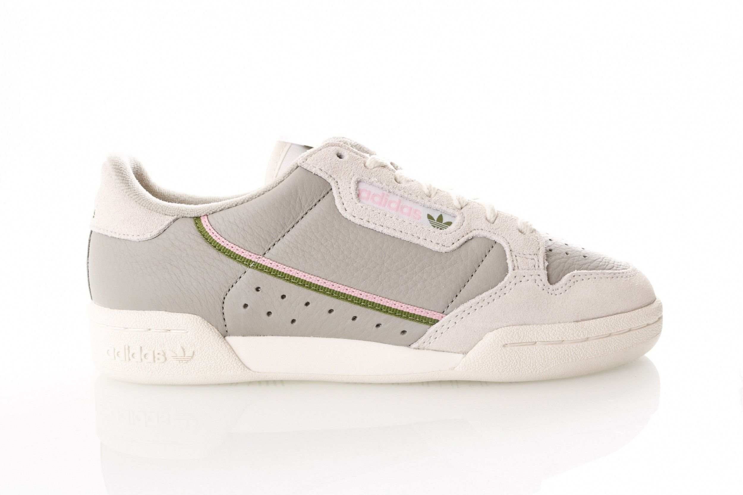 Afbeelding van Adidas Continental 80 W Ee5558 Sneakers Sesame/Raw White/Off White