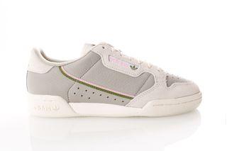 Foto van Adidas Continental 80 W Ee5558 Sneakers Sesame/Raw White/Off White