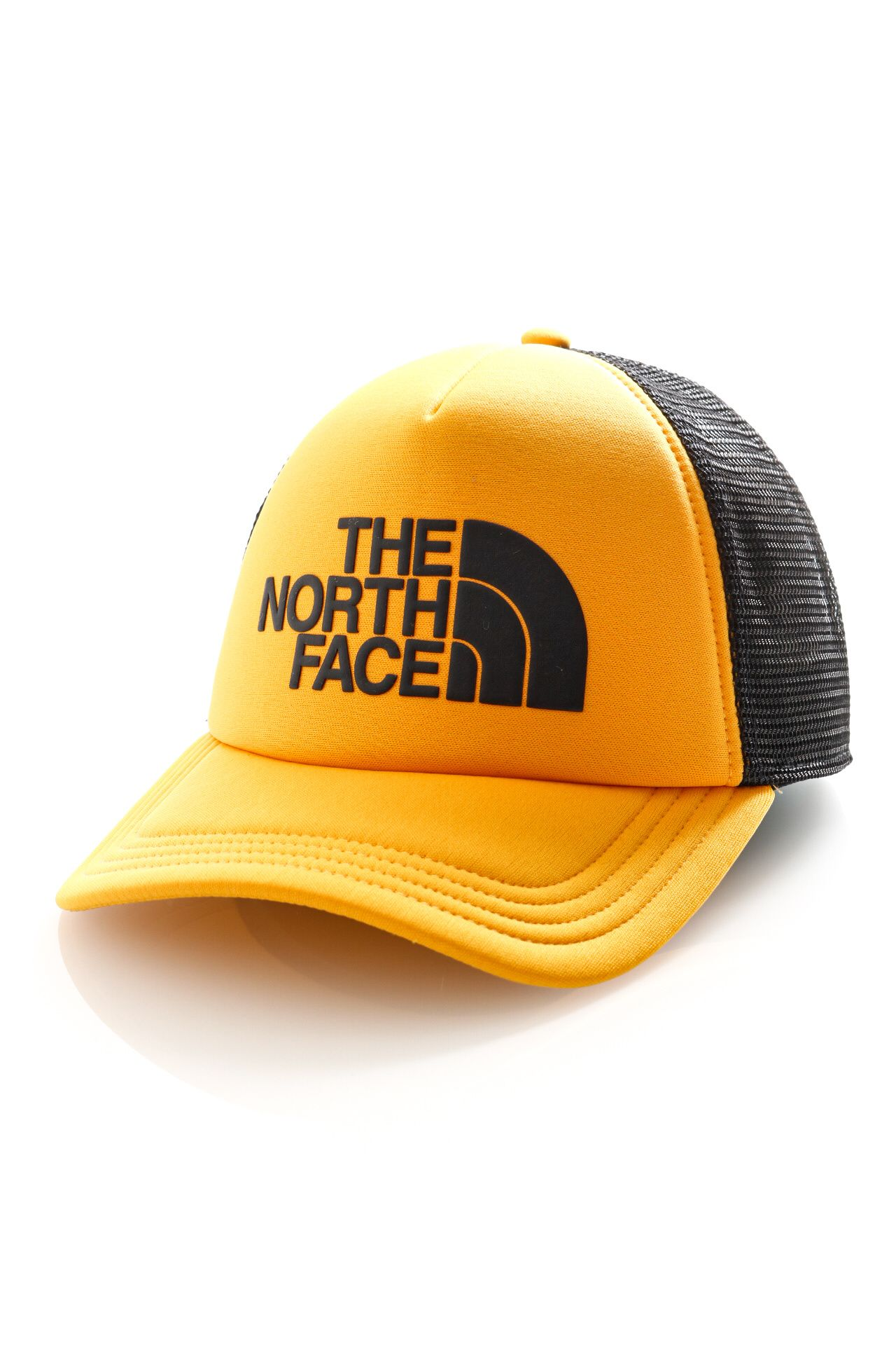Afbeelding van The North Face Trucker Cap Tnf Logo Trucker Sumitgld/Tnfblk NF0A3FM3ZU31