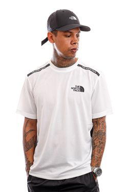 Afbeelding van The North Face T-shirt Mens MA S/S Tee TNF White NF0A5578FN41