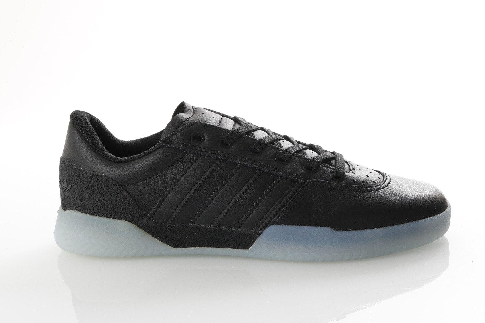 Afbeelding van Adidas City Cup Db3076 Sneakers Core Black/Core Black/Clear Sky