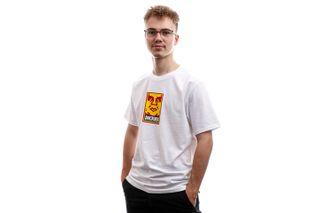 Foto van Dickies T-Shirt Oby6 Tshirt Obey Mens White DK0A4TNJWHX1