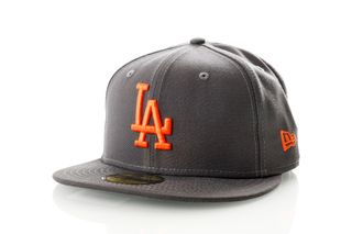 Foto van New Era Fitted Cap Los Angeles Dodgers League Essential 59Fifty 12134907