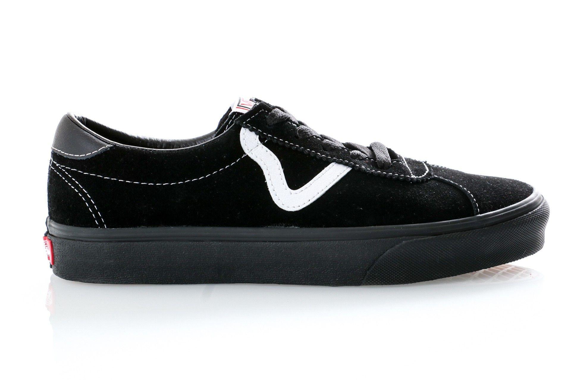 Afbeelding van Vans Sneakers Ua Vans Sport Black/Black VN0A4BU6BKA1