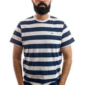 Tommy Hilfiger T-shirt TJM HEATHER STRIPE T, C87 Twilight Navy DM0DM06542