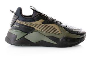 Foto van Puma Sneakers Rs-X Winterized puma black-burnt olive 370522 03