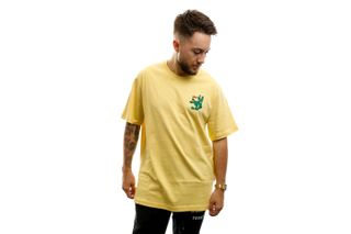 Foto van Levi's T-shirt Ss Relaxed Fit Tee Bi Relaxed Cactus Dusky Citron 16143-0009