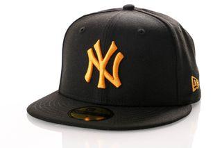 Foto van New Era Fitted Cap New York Yankees League Essential 59Fifty 12040447