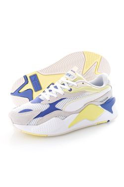 Afbeelding van Puma Sneakers RS-X³ Twill AirMesh Puma White-Hazy Blue 36884504