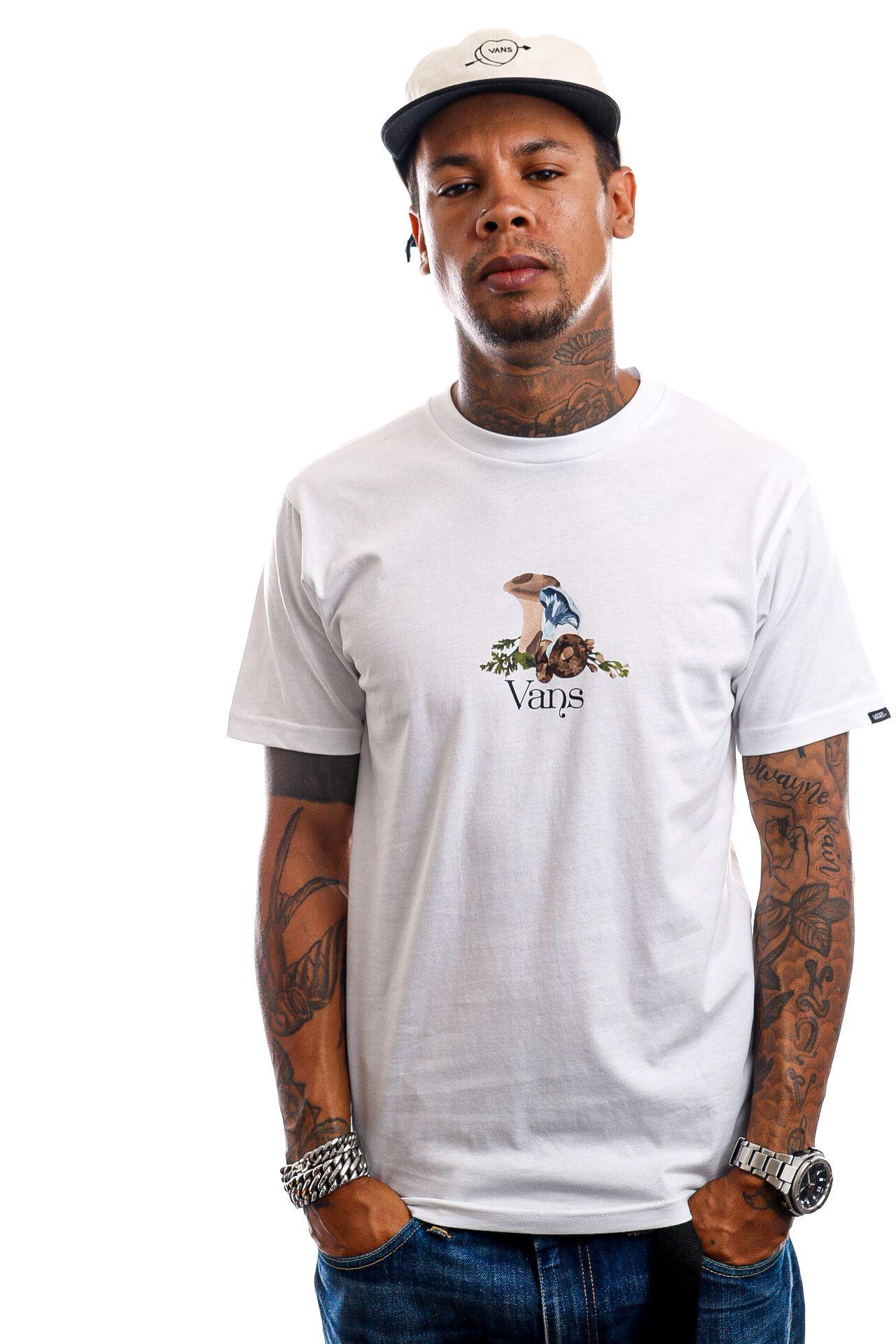 Afbeelding van Vans T-Shirt MN STILL LIFE SS White VN0A5KCEWHT1