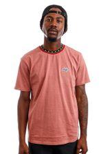 HUF T-Shirt HUF TOBIAS S/S KNIT Dusty Rose KN00288