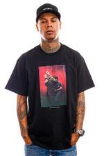 Carhartt T-shirt S/S Bouquet T-Shirt Black I029936