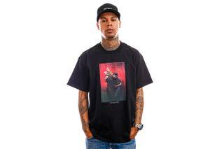 Foto van Carhartt T-shirt S/S Bouquet T-Shirt Black I029936