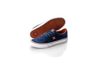 Foto van Dc Trase Tx M Shoe Nc2 Adys300126 Sneakers Navy/Caramel