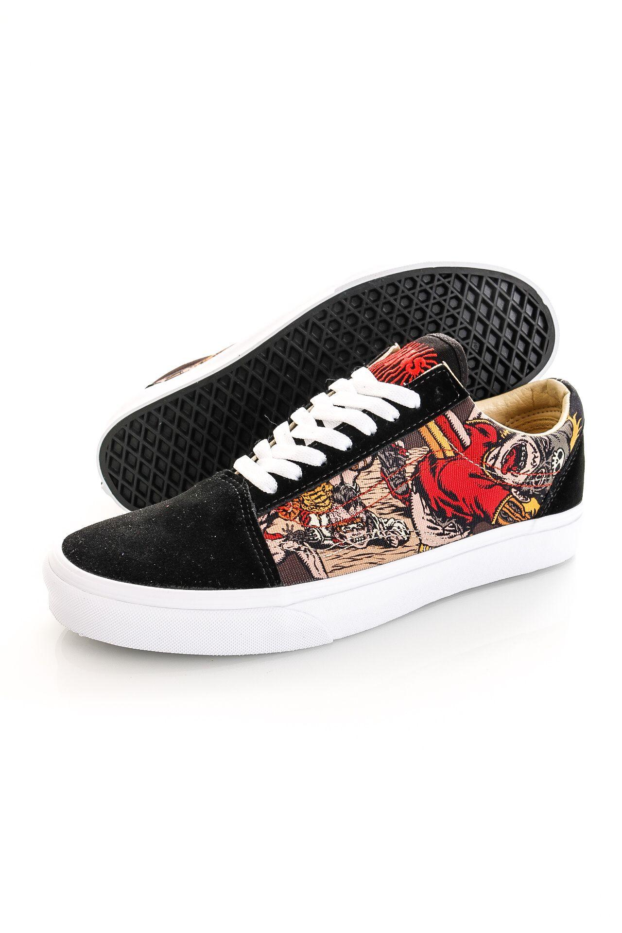 Afbeelding van Vans Sneakers UA Old Skool (Otw Gallery) Dwiky Ka VN0A38G140A1