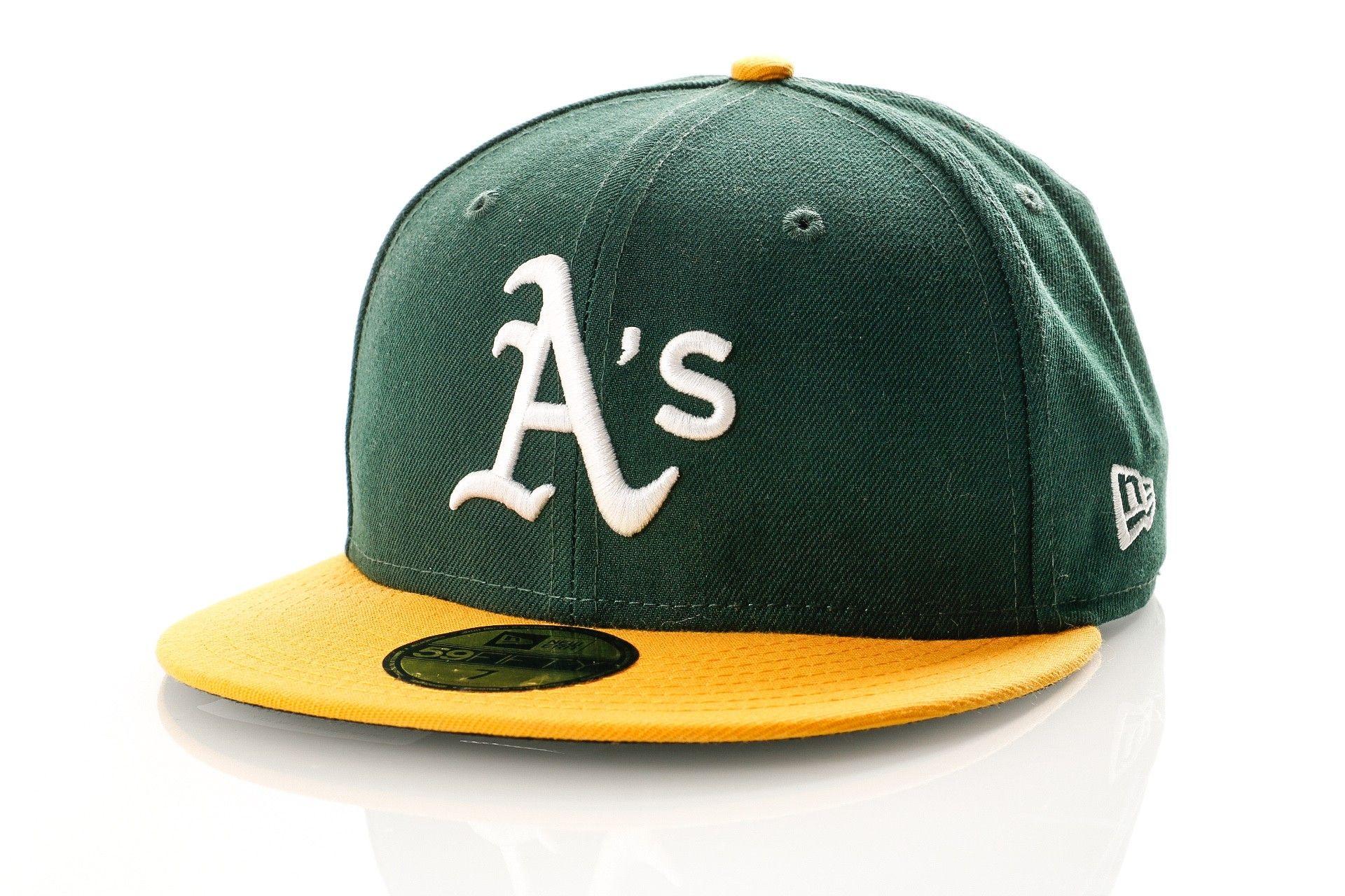 Afbeelding van New Era Fitted Cap Oakland Athletics AC PERF 5950 OAKLAND ATHLETICS 70361054