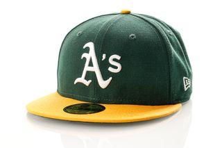Foto van New Era Fitted Cap Oakland Athletics AC PERF 5950 OAKLAND ATHLETICS 70361054
